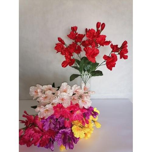 """У3457 Букет орхидея с бутоном  """"Шарм"""" 5в"""
